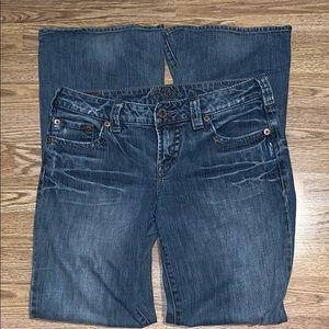 Women's Silver Jeans Aiko